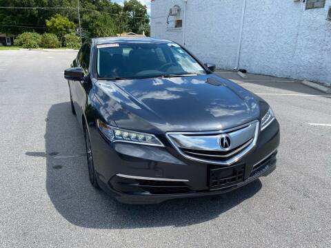 2016 Acura TLX for sale at LUXURY AUTO MALL in Tampa FL