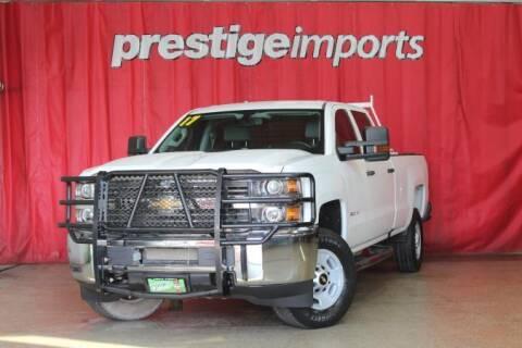 2017 Chevrolet Silverado 2500HD for sale at Prestige Imports in St Charles IL