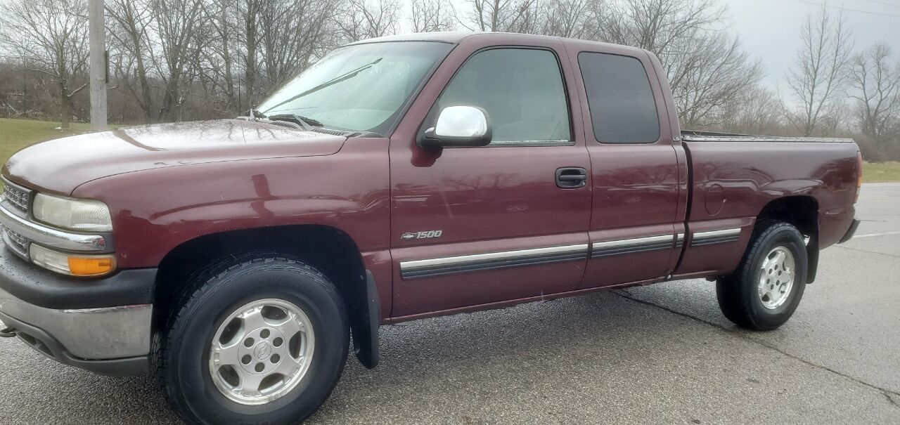 Used 2001 Chevrolet Silverado 1500 For Sale Carsforsale Com