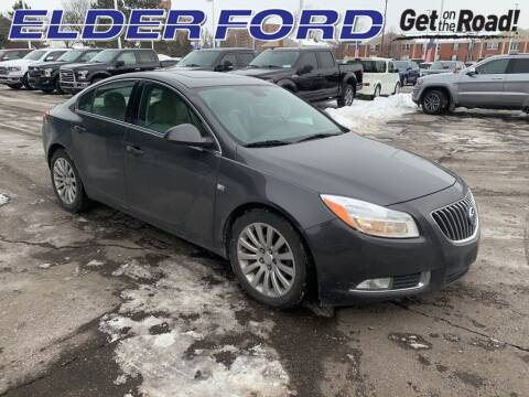 2011 Buick Regal for sale at Mr Intellectual Cars in Troy MI