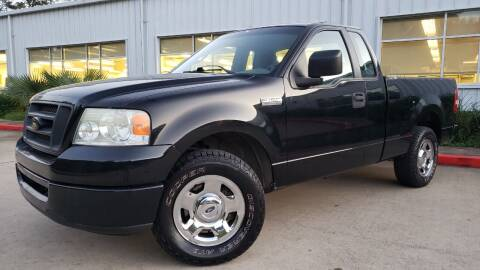 2006 Ford F-150 for sale at Houston Auto Preowned in Houston TX