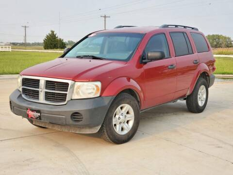 2008 Dodge Durango for sale at Chihuahua Auto Sales in Perryton TX