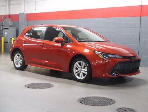 2019 Toyota Corolla Hatchback for sale at CU Carfinders in Norcross GA
