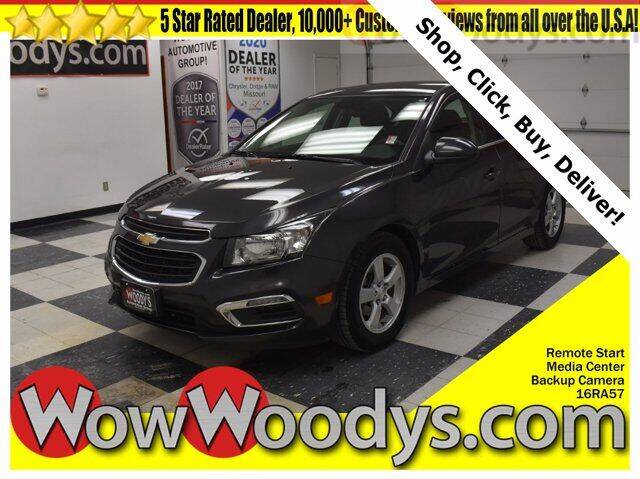 2016 Chevrolet Cruze Limited for sale at WOODY'S AUTOMOTIVE GROUP in Chillicothe MO