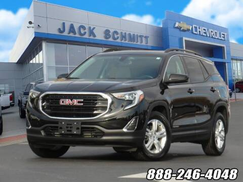 2019 GMC Terrain for sale at Jack Schmitt Chevrolet Wood River in Wood River IL