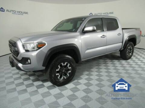 2018 Toyota Tacoma for sale at AUTO HOUSE TEMPE in Tempe AZ