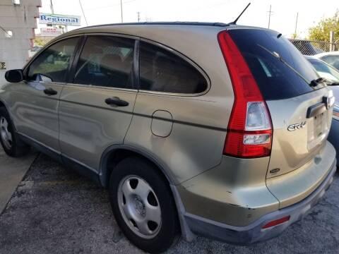 2007 Honda CR-V for sale at Fantasy Motors Inc. in Orlando FL