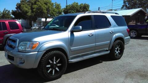 2006 Toyota Sequoia for sale at Larry's Auto Sales Inc. in Fresno CA