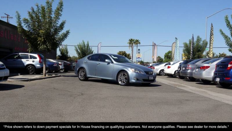 2007 Lexus IS 250 for sale at Westland Auto Sales in Fresno CA