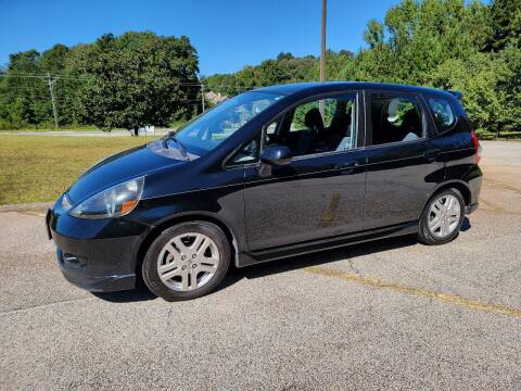 2007 Honda Fit for sale at WIGGLES AUTO SALES INC in Mableton GA