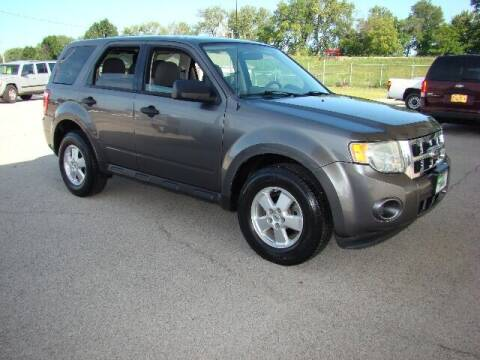 2011 Ford Escape for sale at Main Street Motors Inc. in Milan IL
