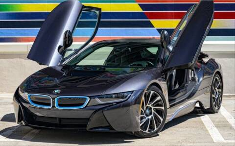 2015 BMW i8 for sale at Bristol Auto Mall in Levittown PA