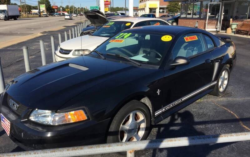 2001 Ford Mustang for sale at Deckers Auto Sales Inc in Fayetteville NC