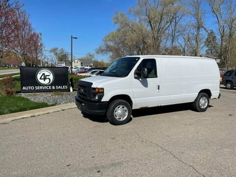 2011 Ford E-Series Cargo for sale at Station 45 Auto Sales Inc in Allendale MI