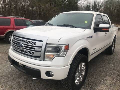 2013 Ford F-150 for sale at BILLY HOWELL FORD LINCOLN in Cumming GA