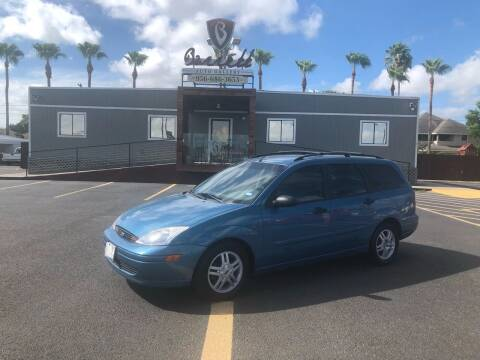 2000 Ford Focus for sale at Barrett Auto Gallery in San Juan TX