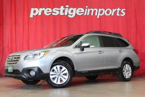 2017 Subaru Outback for sale at Prestige Imports in St Charles IL