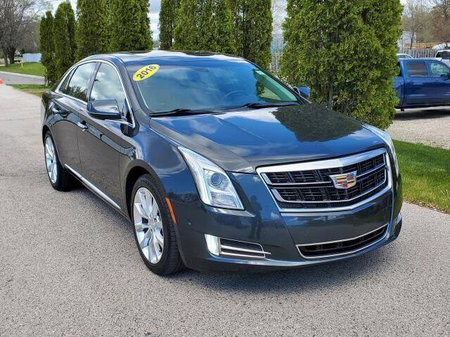 2016 Cadillac XTS for sale at Betten Baker Preowned Center in Twin Lake MI