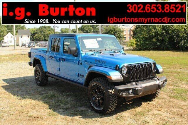 2021 Jeep Gladiator for sale in Smyrna, DE