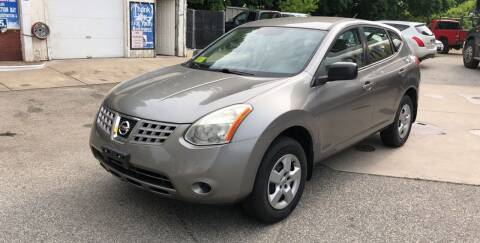 2008 Nissan Rogue for sale at Barga Motors in Tewksbury MA