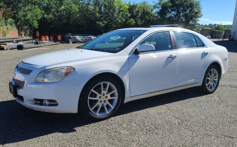 2010 Chevrolet Malibu for sale at Total Package Auto in Alexandria VA