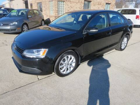 2012 Volkswagen Jetta for sale at Drive Auto Sales in Roseville MI
