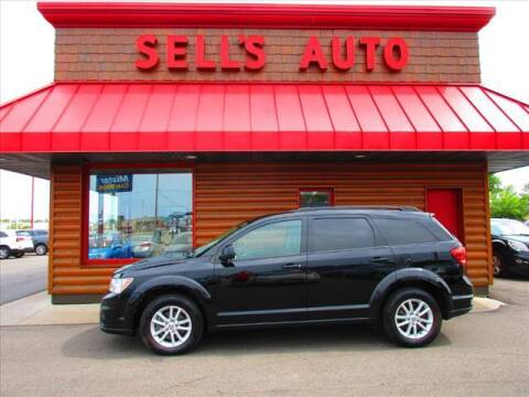 2014 Dodge Journey for sale at Sells Auto INC in Saint Cloud MN