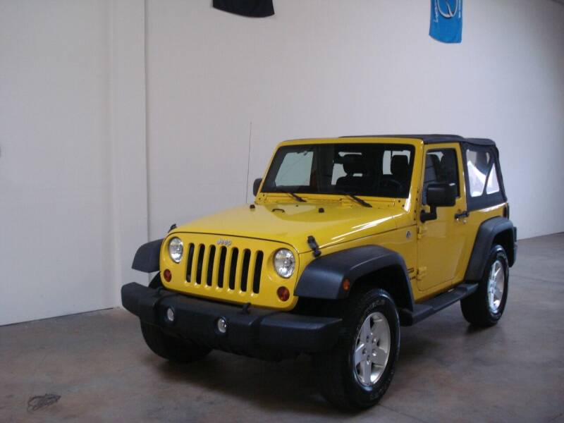 2011 Jeep Wrangler for sale at DRIVE INVESTMENT GROUP in Frederick MD