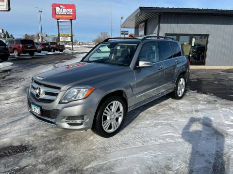 2015 Mercedes-Benz GLK for sale at Welcome Motor Co in Fairmont MN