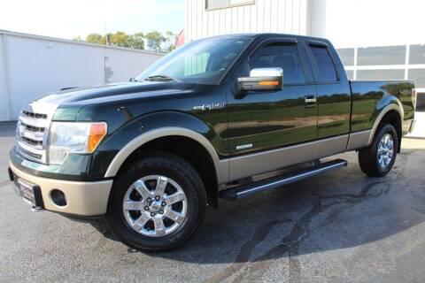 2013 Ford F-150 for sale at Platinum Motors LLC in Reynoldsburg OH