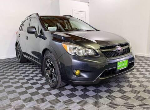 2014 Subaru XV Crosstrek for sale at Sunset Auto Wholesale in Tacoma WA