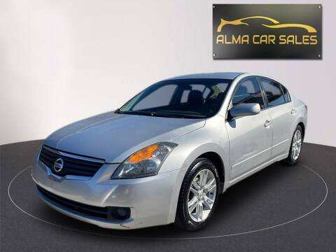 2009 Nissan Altima for sale at Alma Car Sales in Miami FL