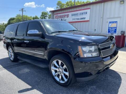2009 Chevrolet Suburban for sale at Keisers Automotive in Camp Hill PA