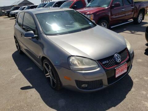 2009 Volkswagen GTI for sale at Bickham Used Cars in Alamogordo NM