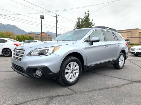 2016 Subaru Outback for sale at Ultimate Auto Sales Of Orem in Orem UT