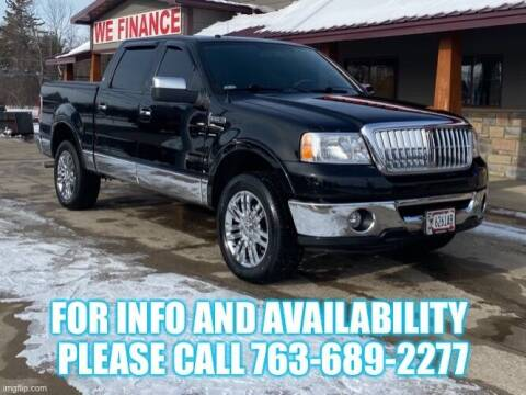 2007 Lincoln Mark LT for sale at Affordable Auto Sales in Cambridge MN