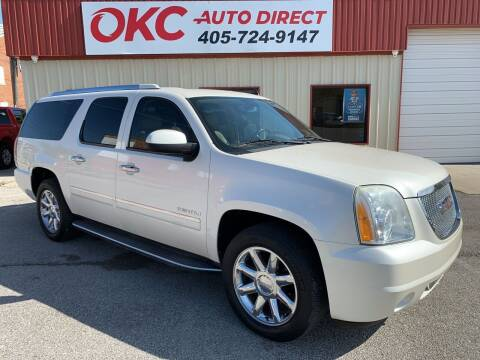 2010 GMC Yukon XL for sale at OKC Auto Direct in Oklahoma City OK