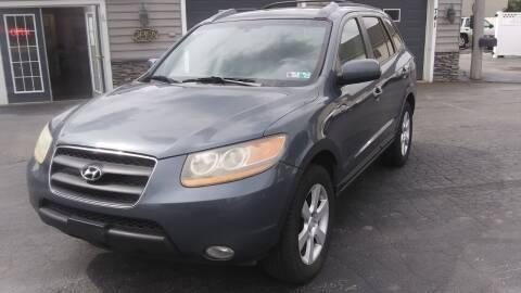 2008 Hyundai Santa Fe for sale at American Auto Group, LLC in Hanover PA