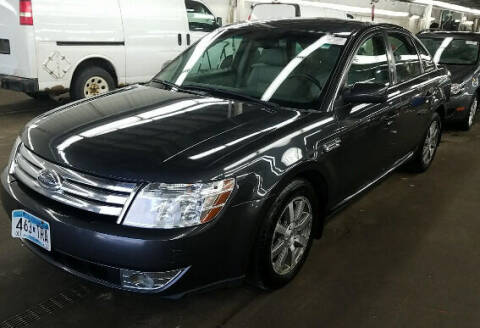 2008 Ford Taurus for sale at Green Light Auto in Sioux Falls SD