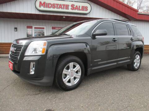 2014 GMC Terrain for sale at Midstate Sales in Foley MN