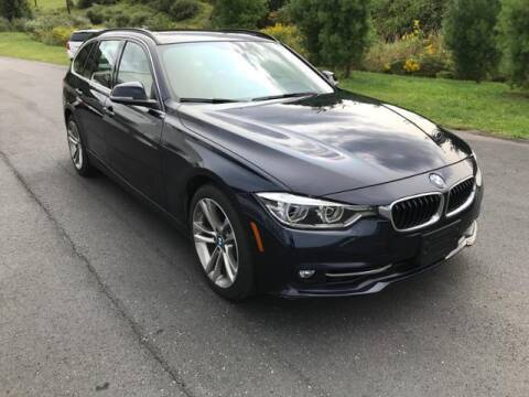 2016 BMW 3 Series for sale at Hawkins Chevrolet in Danville PA