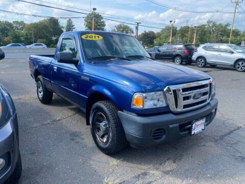2011 Ford Ranger for sale at PAYLESS CAR SALES of South Amboy in South Amboy NJ
