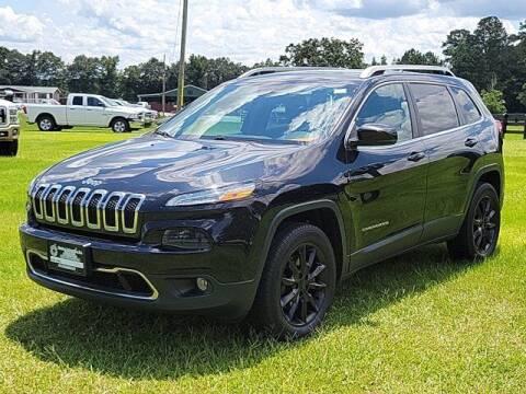 2014 Jeep Cherokee for sale at Bratton Automotive Inc in Phenix City AL
