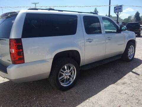 2010 Chevrolet Suburban for sale at Good Guys Auto Sales in Cheyenne WY