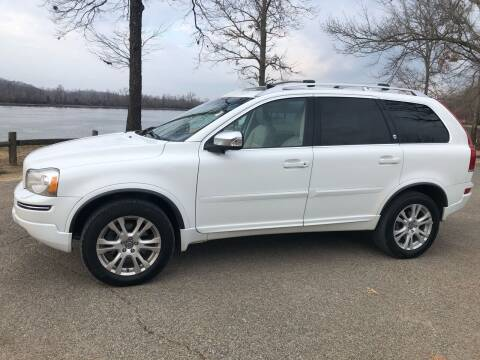 2014 Volvo XC90 for sale at Monroe Auto's, LLC in Parsons TN