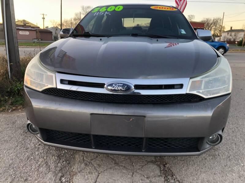 2009 Ford Focus SEL 4dr Sedan - Cincinnati OH