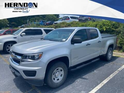 2016 Chevrolet Colorado for sale at Herndon Chevrolet in Lexington SC