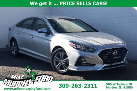 2018 Hyundai Sonata for sale at Mike Murphy Ford in Morton IL