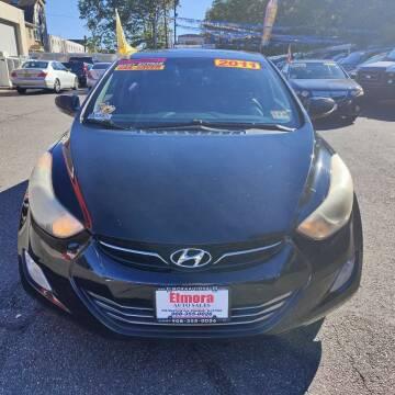 2011 Hyundai Elantra for sale at Elmora Auto Sales in Elizabeth NJ