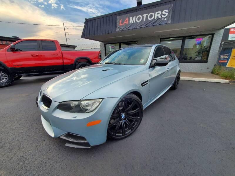 2008 BMW M3 for sale at LA Motors LLC in Denver CO